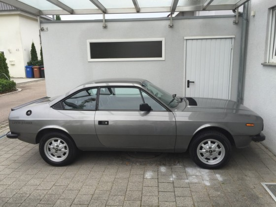 Lancia Beta Coupe 1300 aus Italien