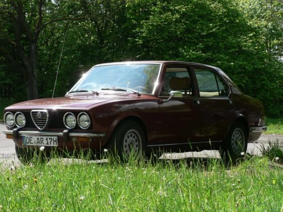 Alfetta 1600, 2. Serie