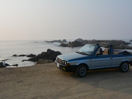 August 2018 - Mit dem Ritmo auf der Monterey Car Week in Kalifornien