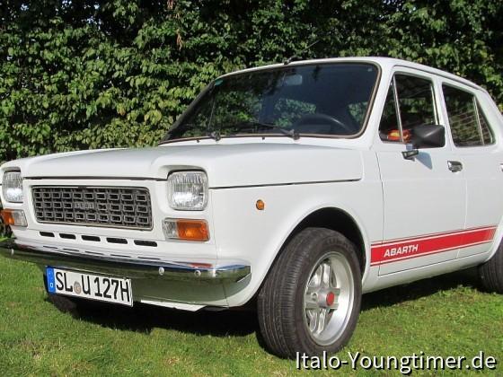 Fiat 127 (Seat) aus Spanien