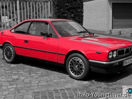 Lancia Beta Coupé Volumex