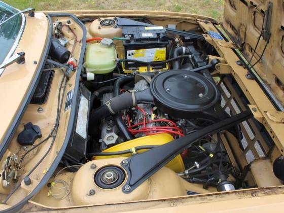 Lancia Beta Coupè 1300