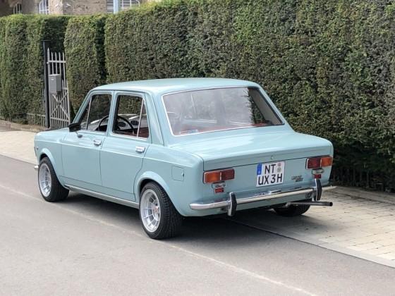 Fiat 128 Limo Bj. 1969