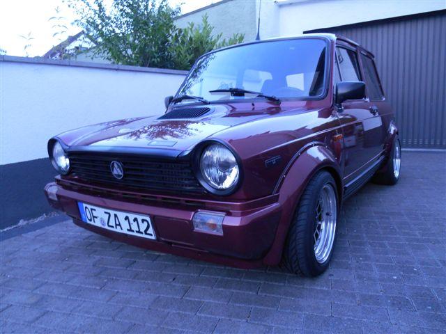 Abbis Auto, auch red