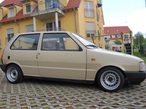 Fiat Uno 45 Taxi