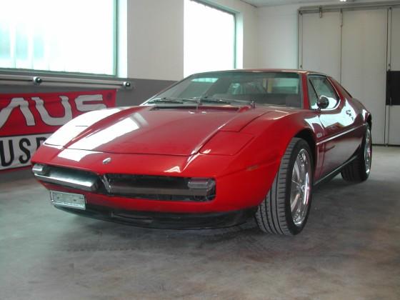 Maserati Merak 3000