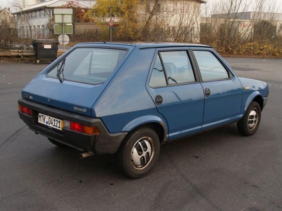 Fiat Ritmo 60CL (1983)