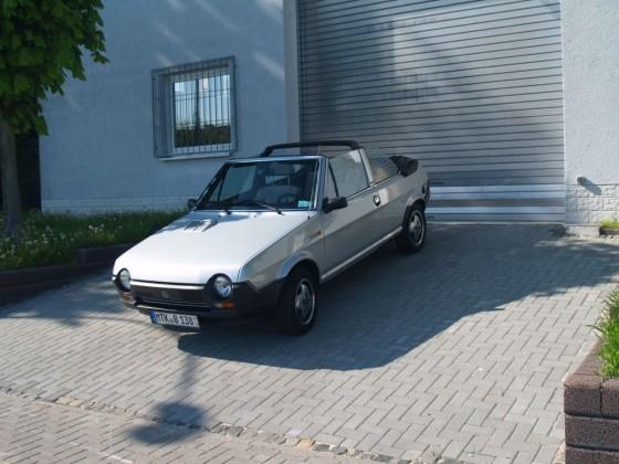 Bertone Ritmo Cabrio S85 (1983)