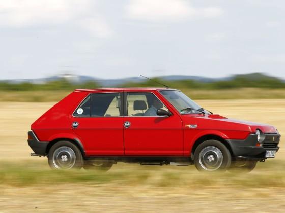 Fiat Ritmo S85 Sondermodell Supermatic (1982)