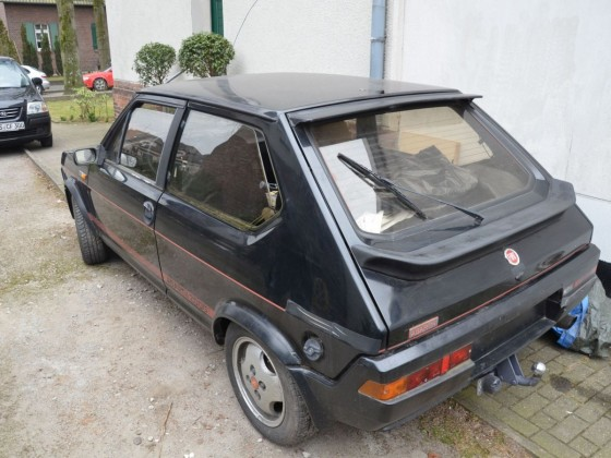 Fiat Ritmo 125TC Abarth (1982)