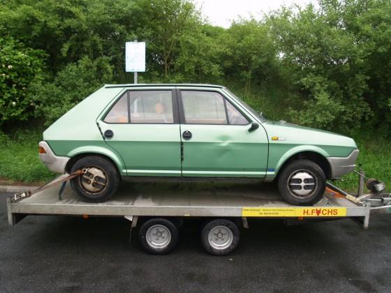 Fiat Ritmo 75CL (1980)