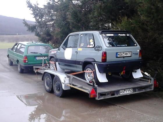 Rallye Panda