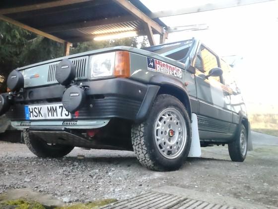Panda 4x4 MK1