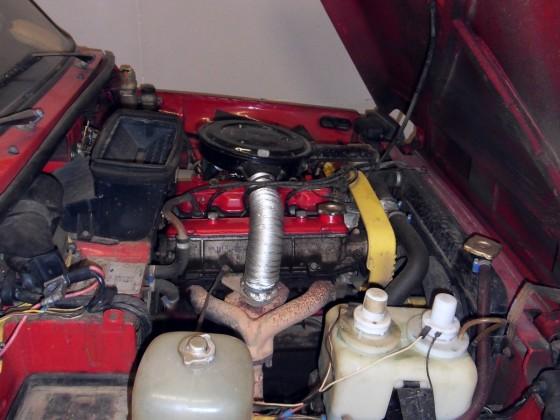 Lada Niva 2000 DOHC