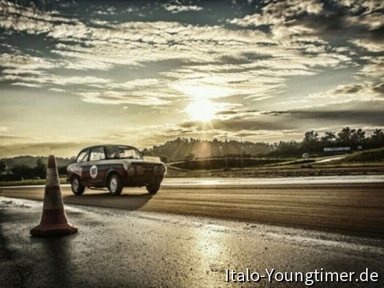 Fiat 850 Super, Nordring Fuglau