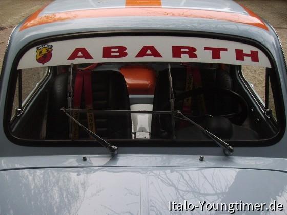 Fiat ABARTH 1000 TC WSS