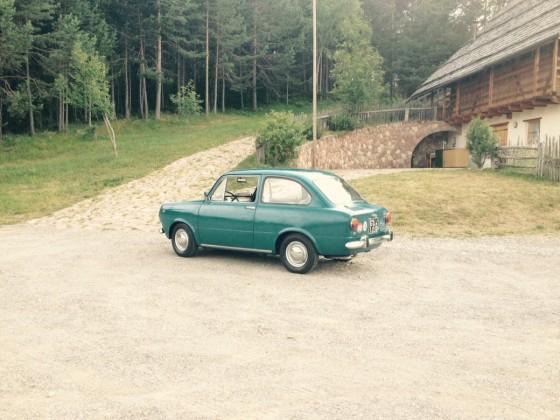 Fiat 850 Berlina Super Bj. 1967