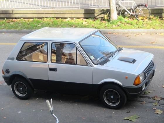 Innocenti Mini Turbo DeTomaso