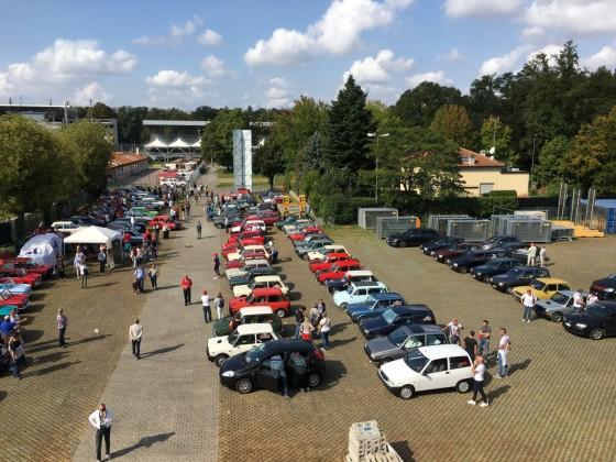 Zwergenaufstand in Monza