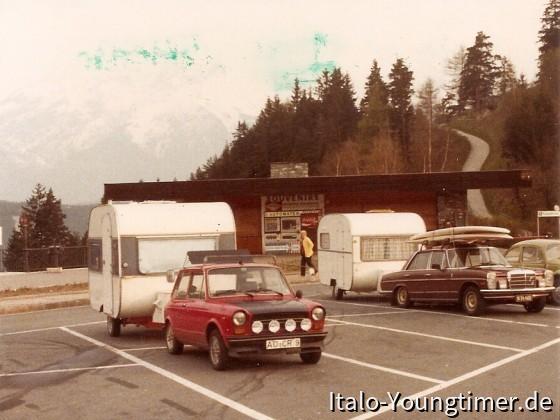 Brennerhöhe 1980
