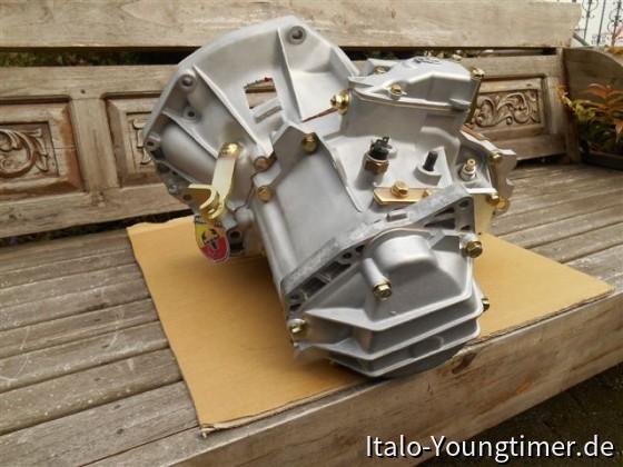 Getriebe A112