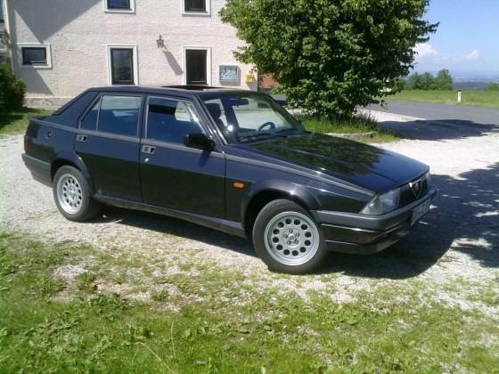 Mein Alfa 75