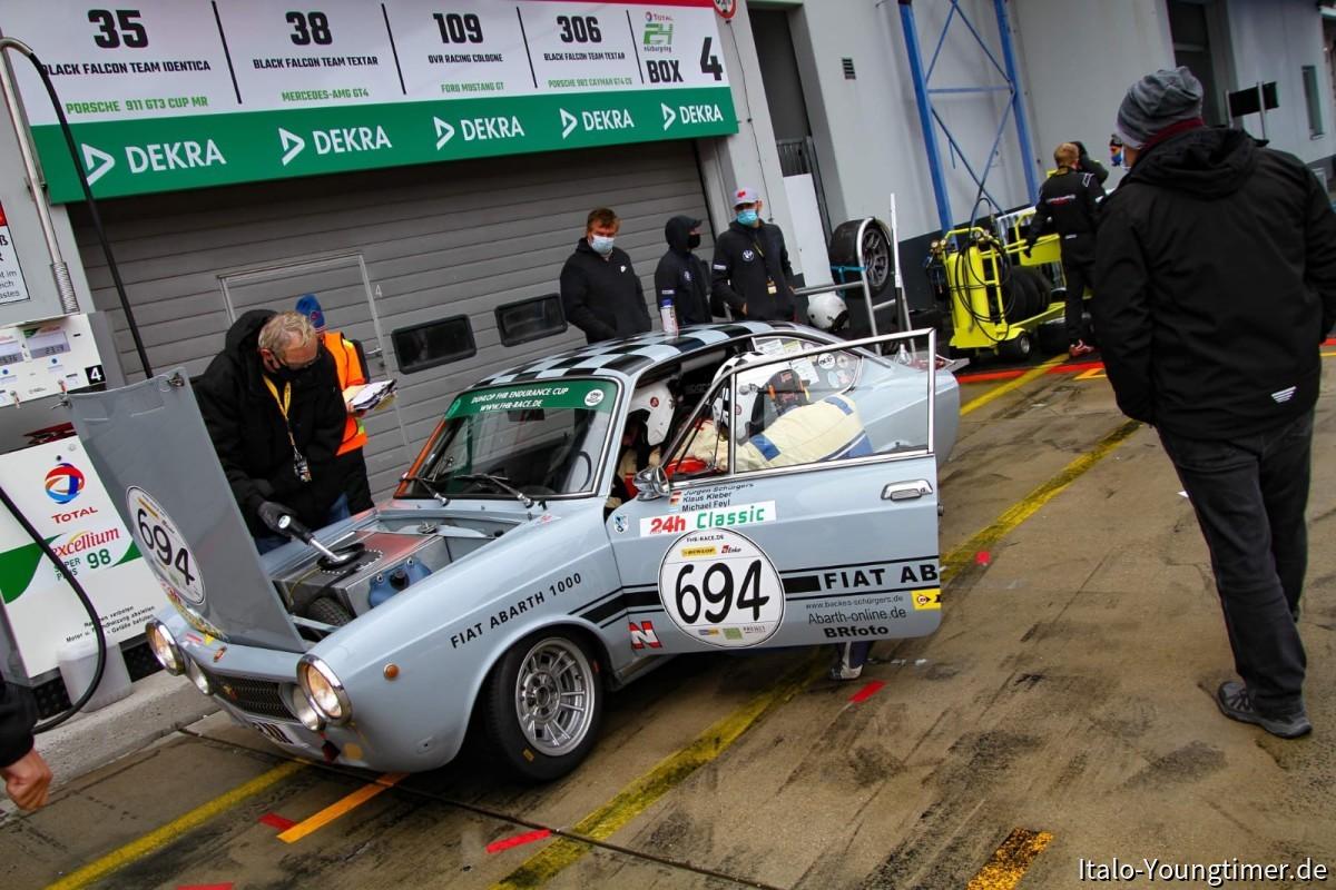 ADAC 24h Classic-Rennen Nürburgring 2020, Team Kleber-Schürgers