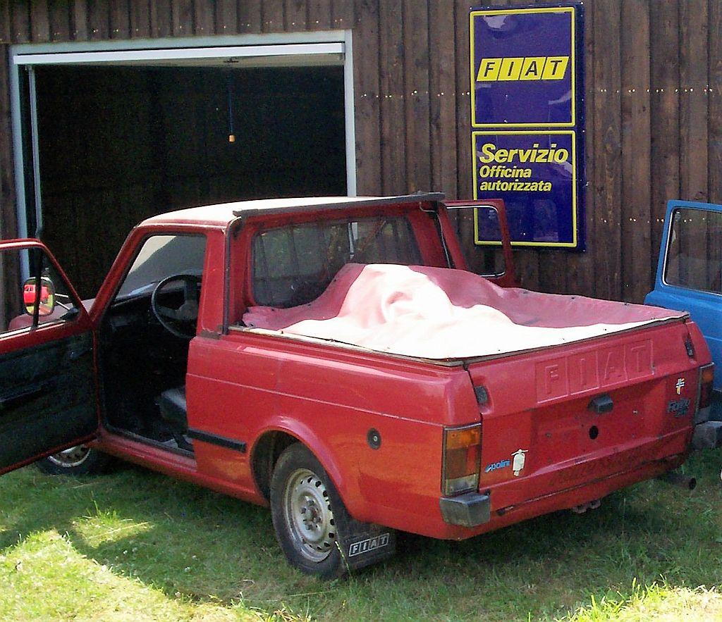 Fiat 127 Pick up