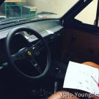 Fiat 127 Momo Lenker