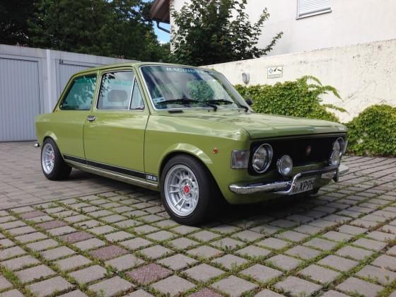 128 Rally aus München