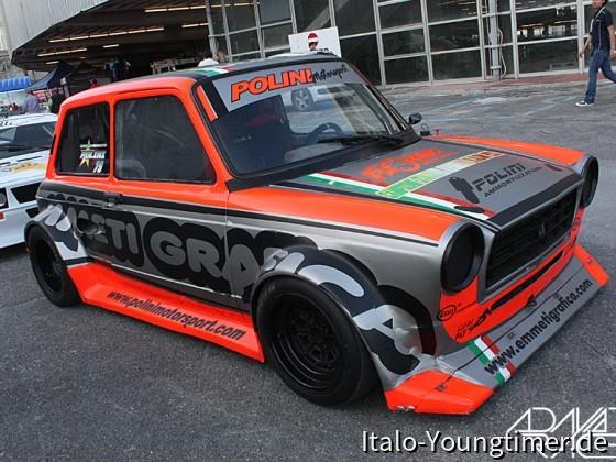 Freaky Racecar