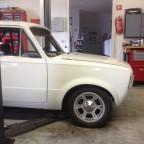 Fiat 124 umbau