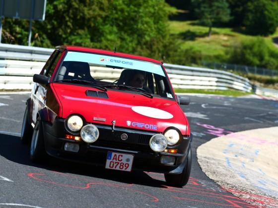 Fiat Ritmo Abarth 125TC OGP Nürburgring 2016