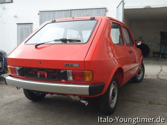 Fiat 127 L Bj 1980 Pfaelzer 127er