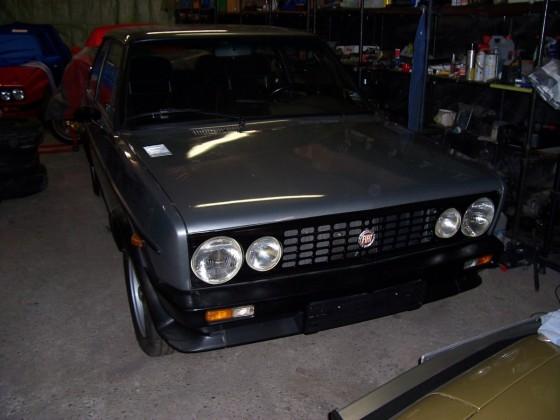 Mein Fiat 131