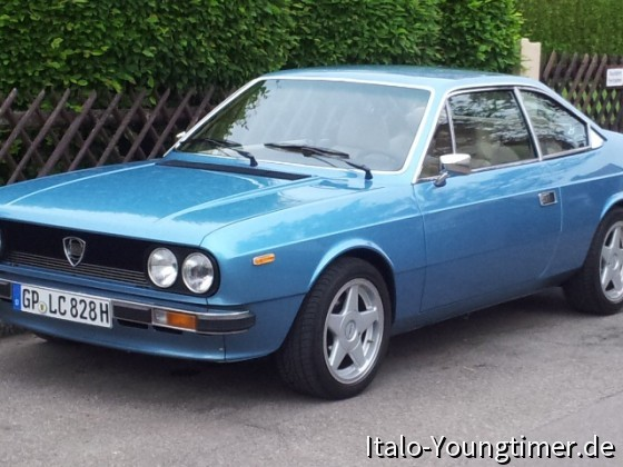 Lancia Beta Coupé 2,0 bj 79