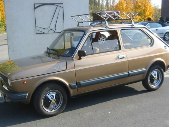 FIAT 127 LIMOUSINE