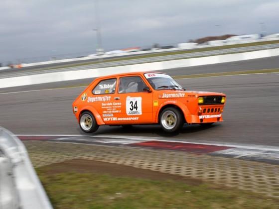 Fiat 127 Kampf der Zwerge