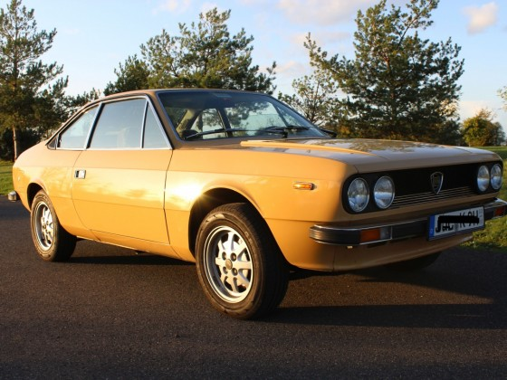 Lancia Beta Coupè 1300