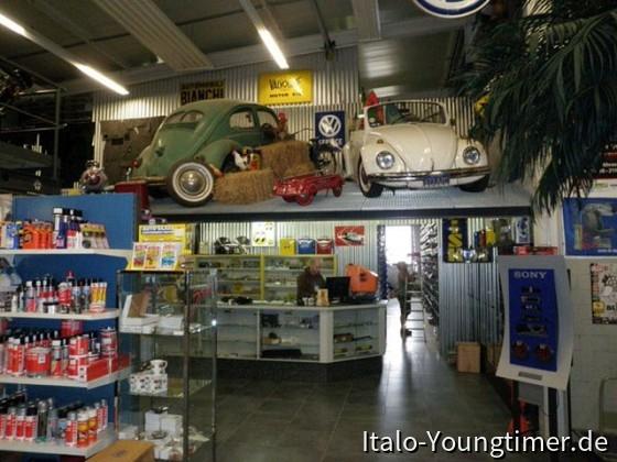 VW Shop in 5242 Birr, Schweiz