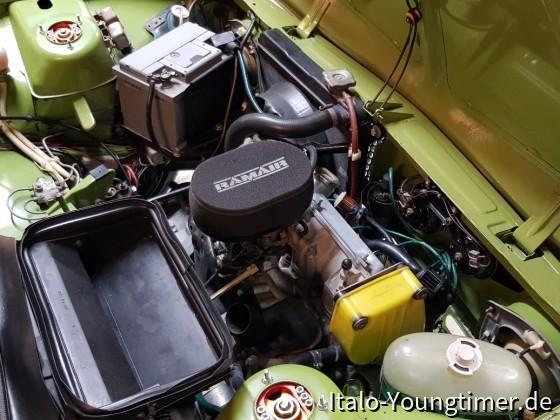 1100 engine