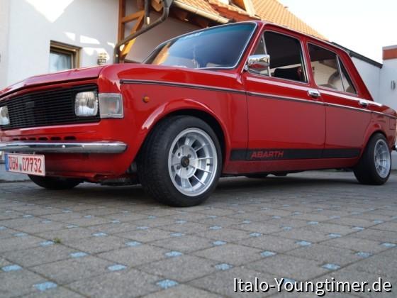 Fiat 128 Limo Bj. 1974