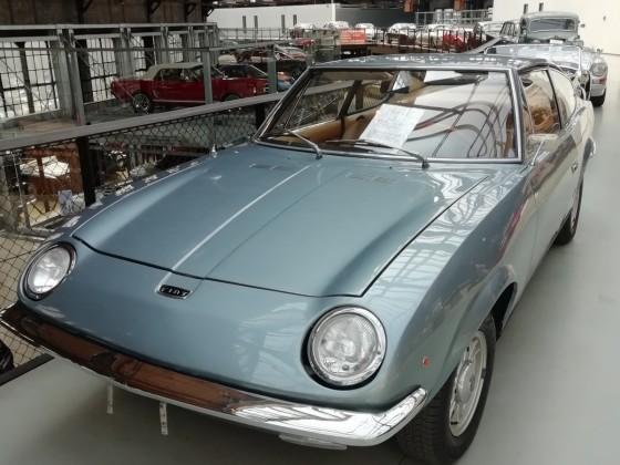 Fiat 125 S Samantha