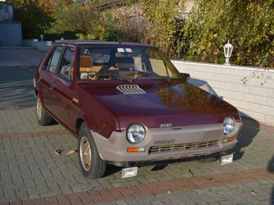 Fiat Ritmo 75CL Sondermodell Targa Oro (1981)