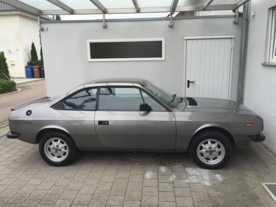 Lancia Beta Coupe 1300 aus Italien