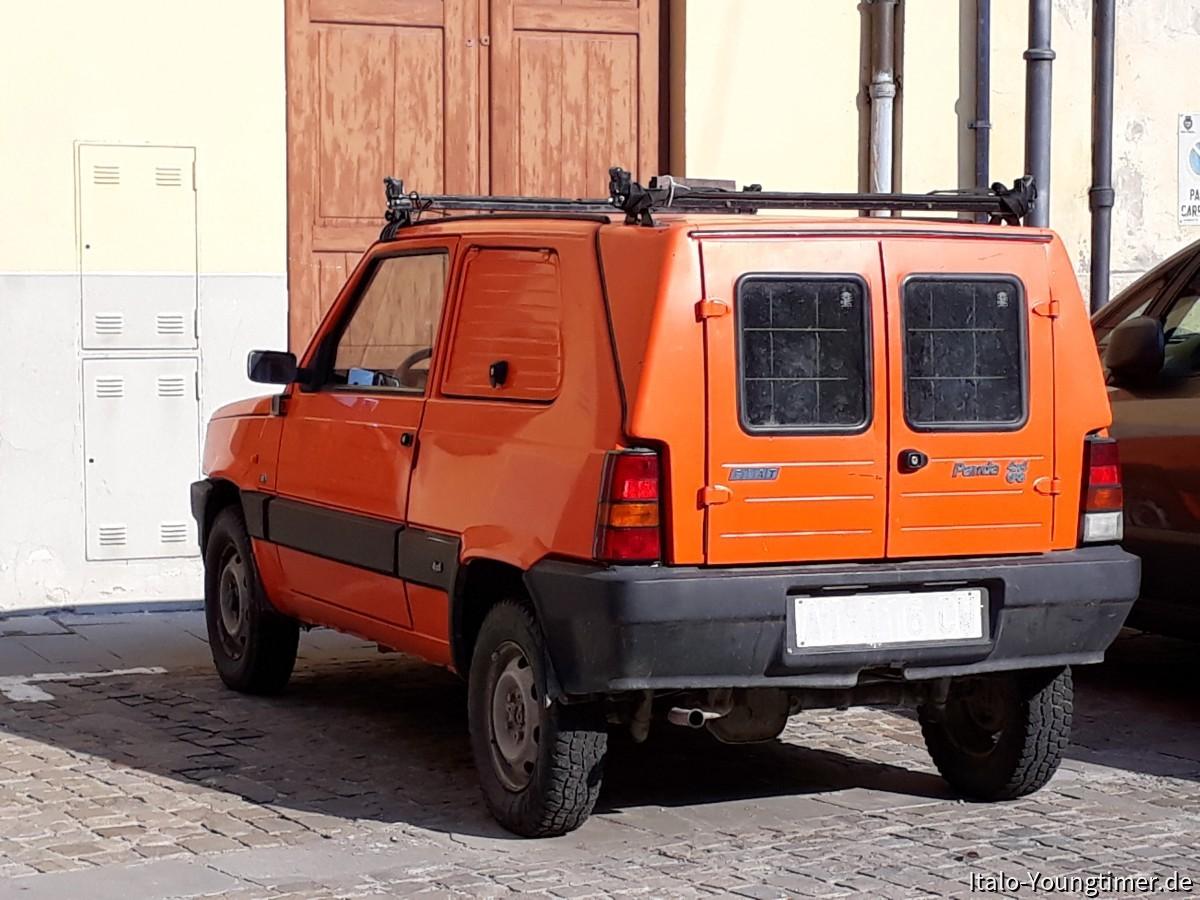 Panda Van