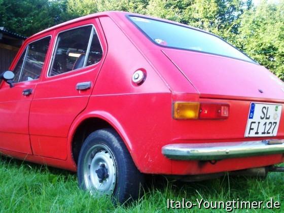 Fiat 127 4-türig