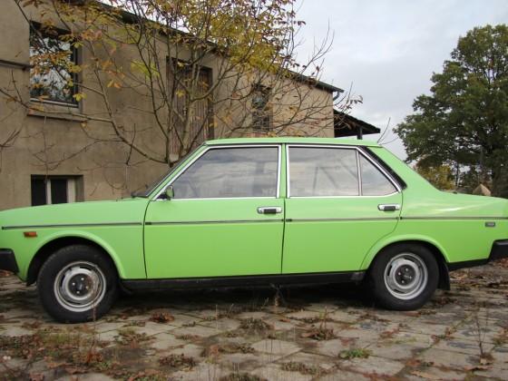 Fiat 131 S mirafiori 1,6