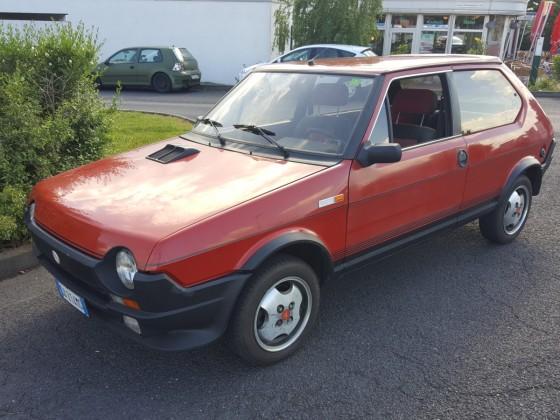 Fiat Ritmo 105TC 1982