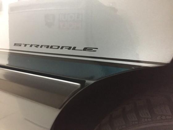 Eher Garage als Stradale...